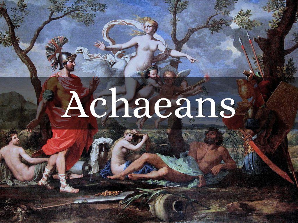 Achaeans