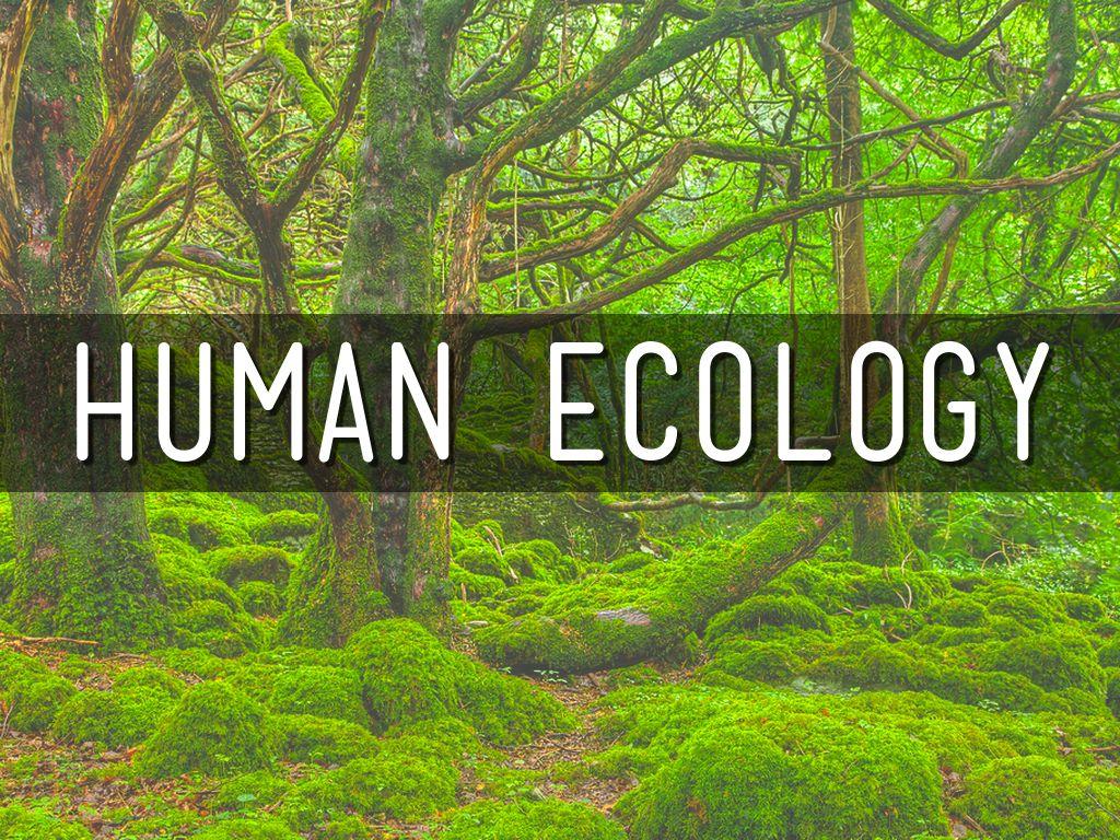coa human ecology essays