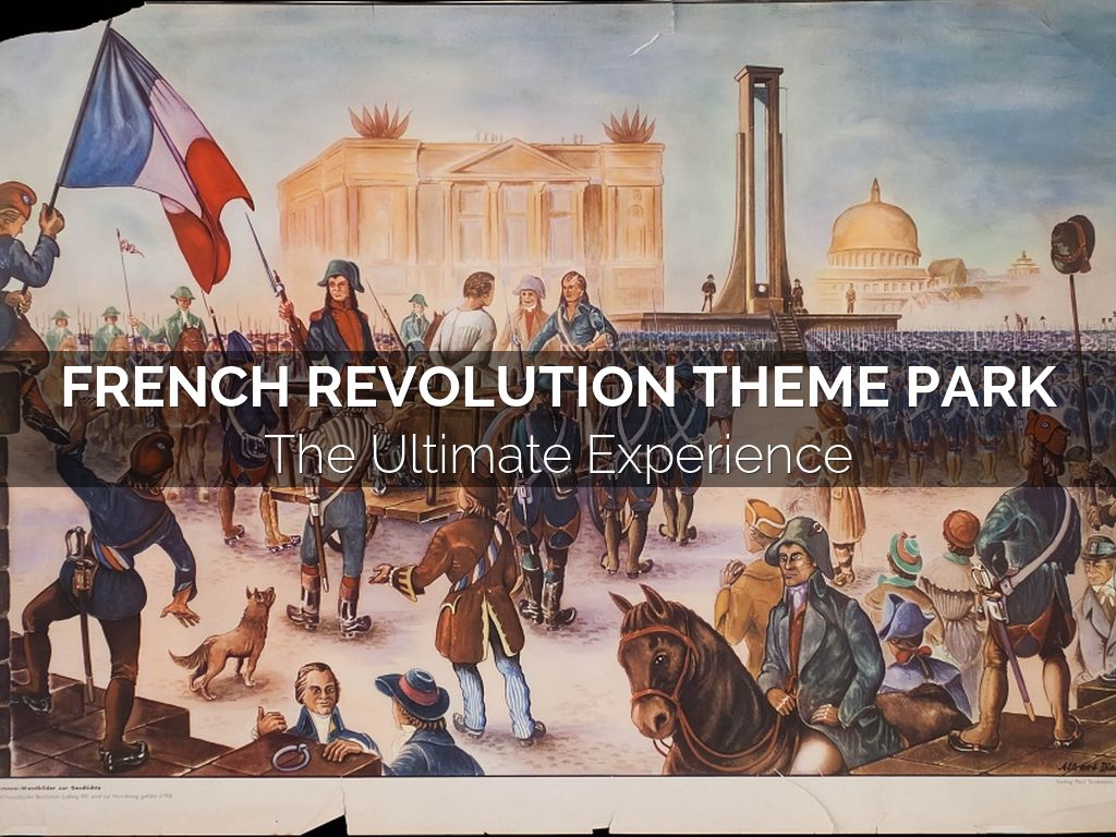 French Revolution Theme Park
