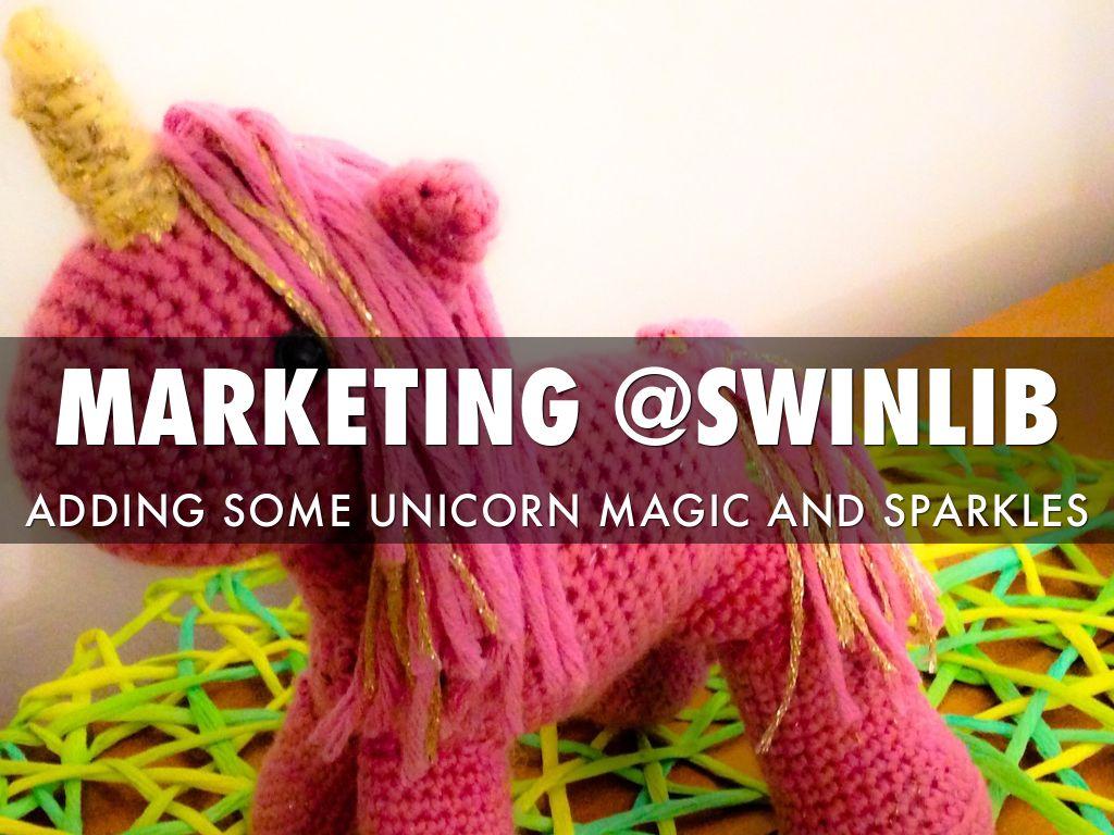 marketing @swinlib