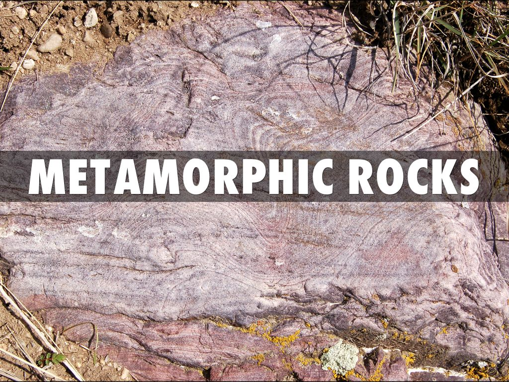 metamorphic rocks There are several differences between metamorphic rocks that are foliated and  those that are not foliated when intense heat is added to a.
