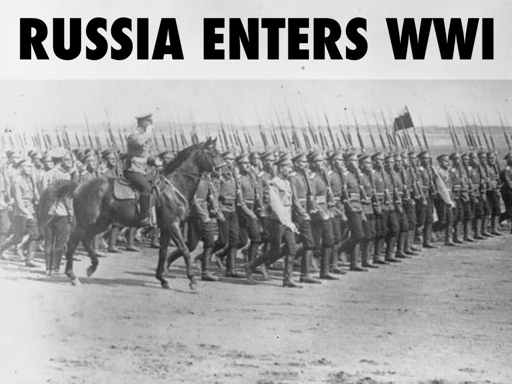 Russia's Fall