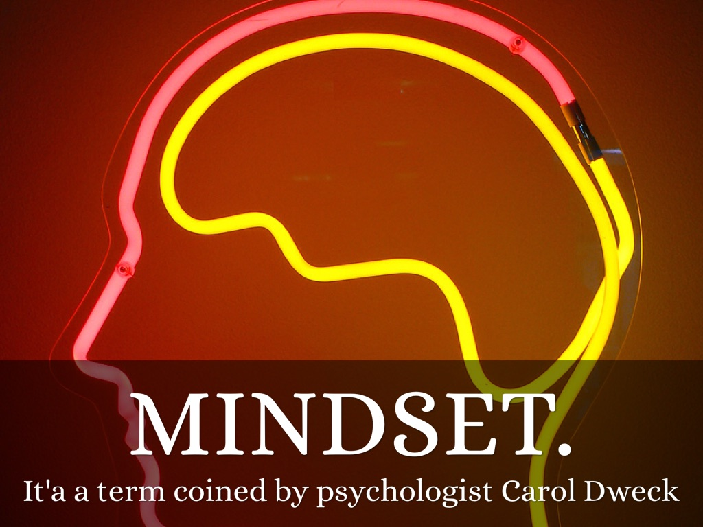 Mindset. What Is It, And Why Should You Care?
