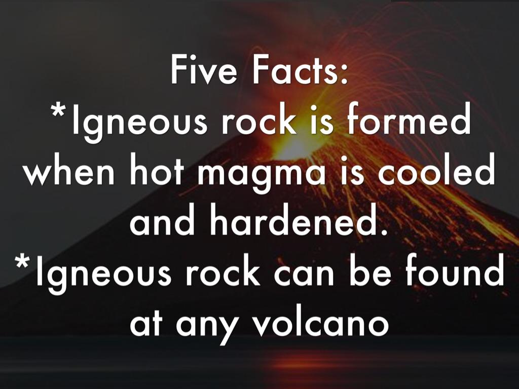 Igneous Rock By Matthew Reineman