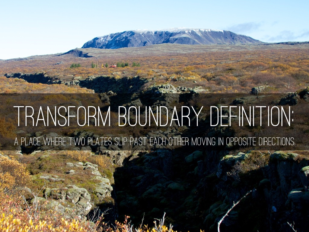 Transform boundary: definition, facts & examples video & lesson.