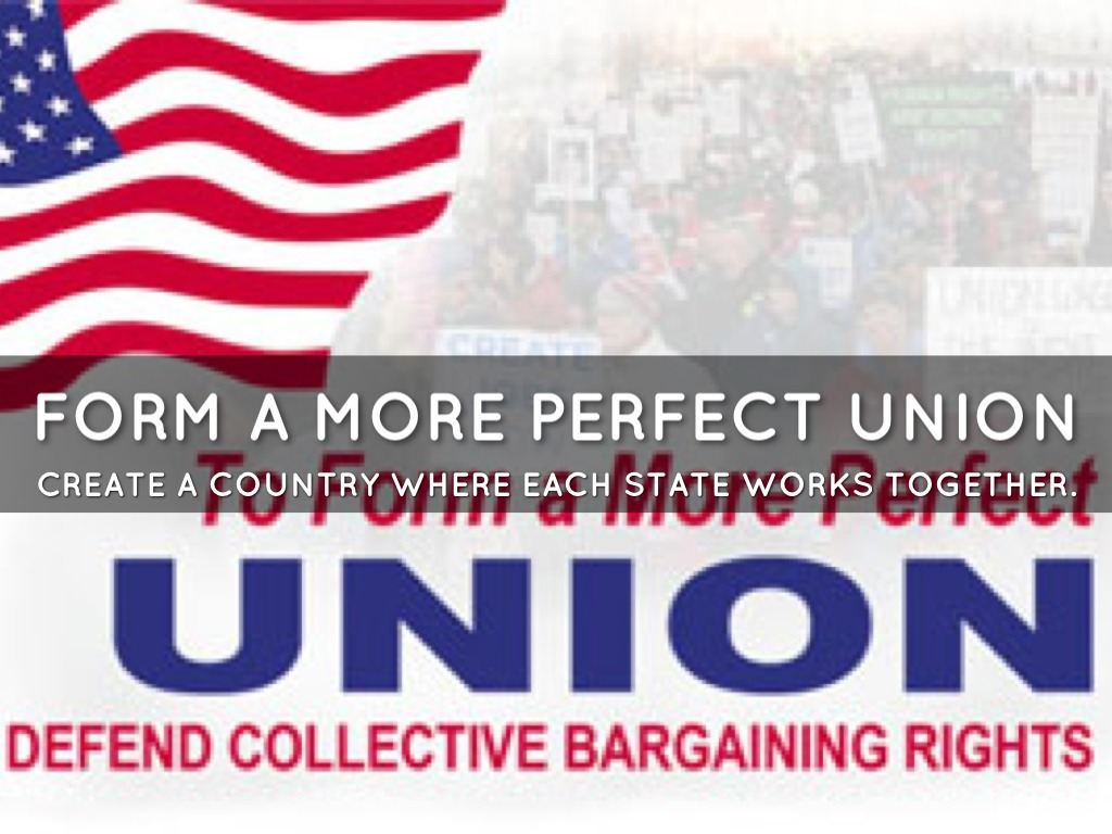 more perfect union From wikipedia, the free encyclopedia a more perfect union amoreperfectunionjpg dvd and video cover directed by peter n johnson produced by peter n.