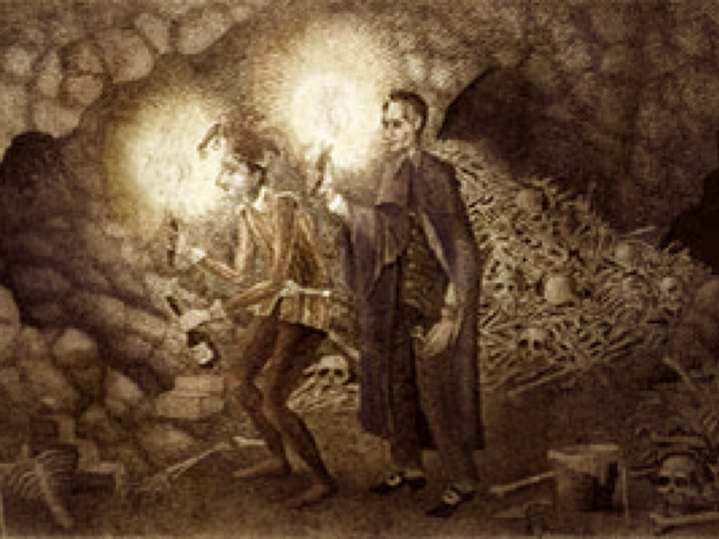 the montresors revenge in the cask of amontillado by edgar allan poe Montresor's downfall a psychoanalytical look at edgar allan poe's the cask of amontillado person as an act of revenge by using a cask of.