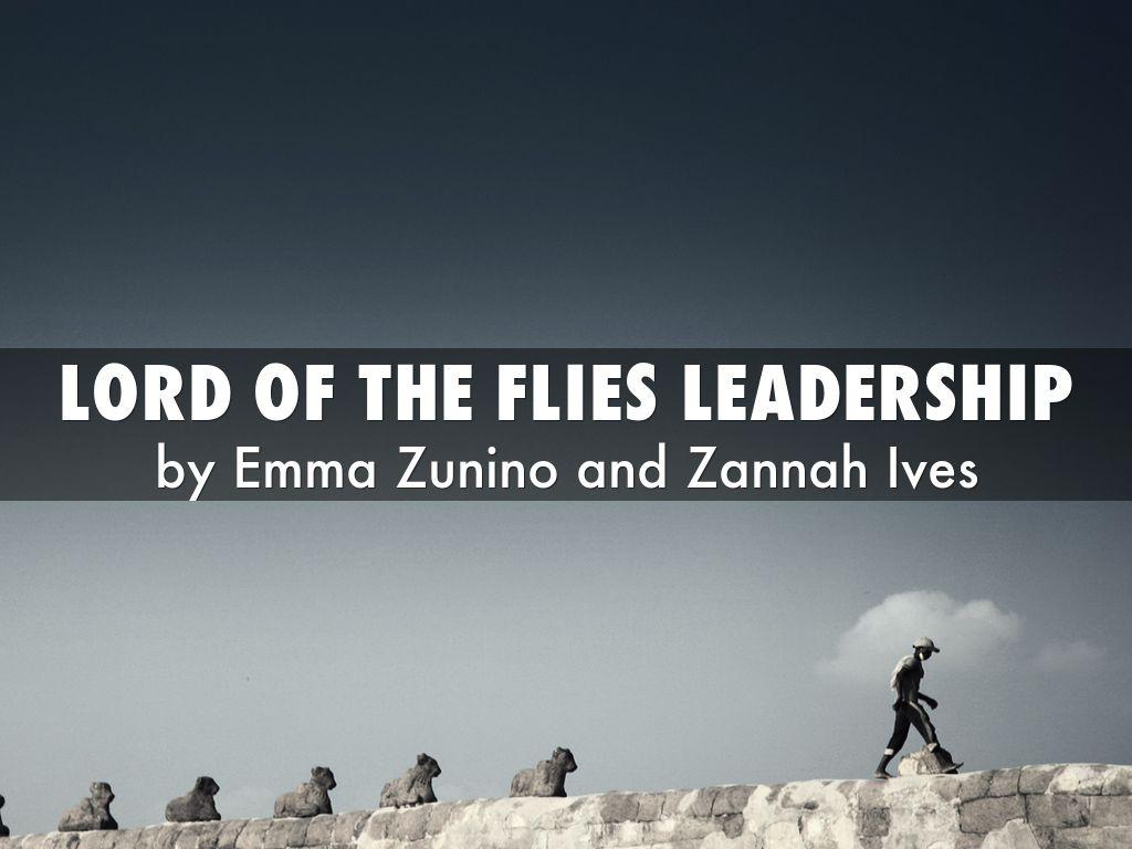 leadership lord of the flies essay