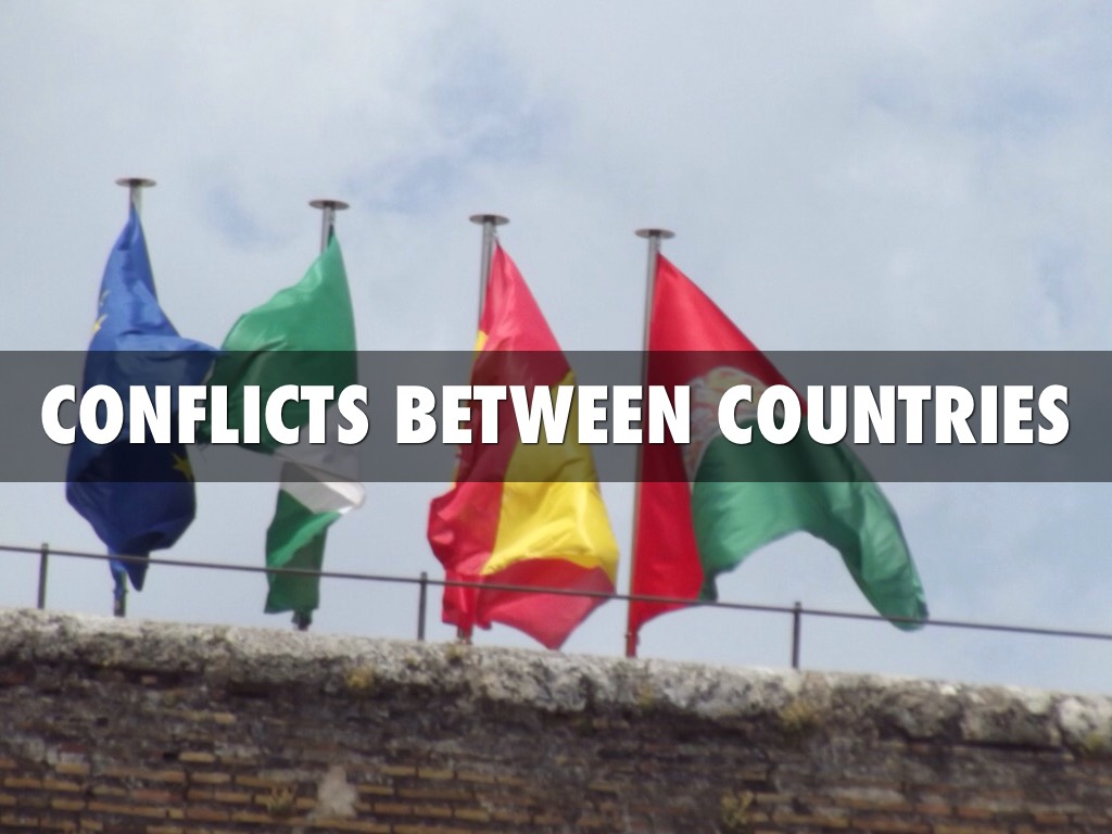 are wars a good way to end conflicts between two countries War is only necessary sometimes not all wars are created equal people are too quick to defend every single war and justify each one by using the last one as an example.