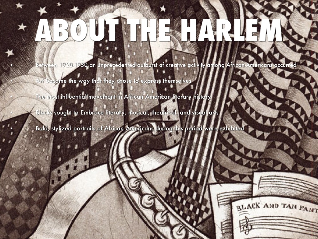 harlem renaissance outline The following outline is provided as an overview of and topical guide to the renaissance: renaissance - cultural movement that spanned roughly the 14th to the 17th century, beginning in italy in the late middle ages and later spreading to the rest of europe.
