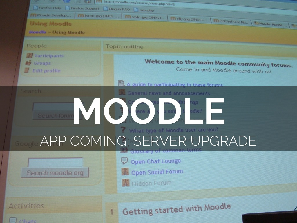 how to upload from google drive to moodle