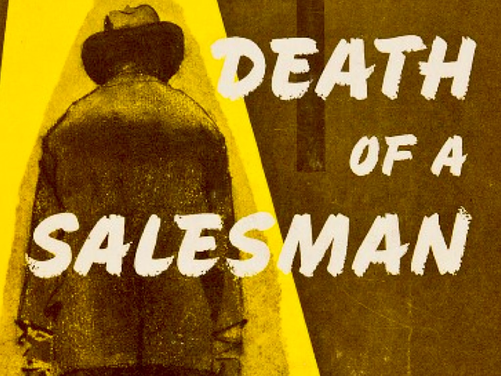 the theme of illusion versus reality in death of a salesman by arthur miller