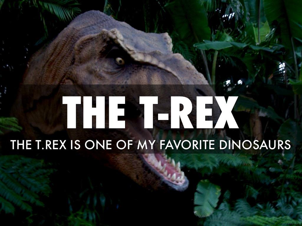 Tyrannous Rex