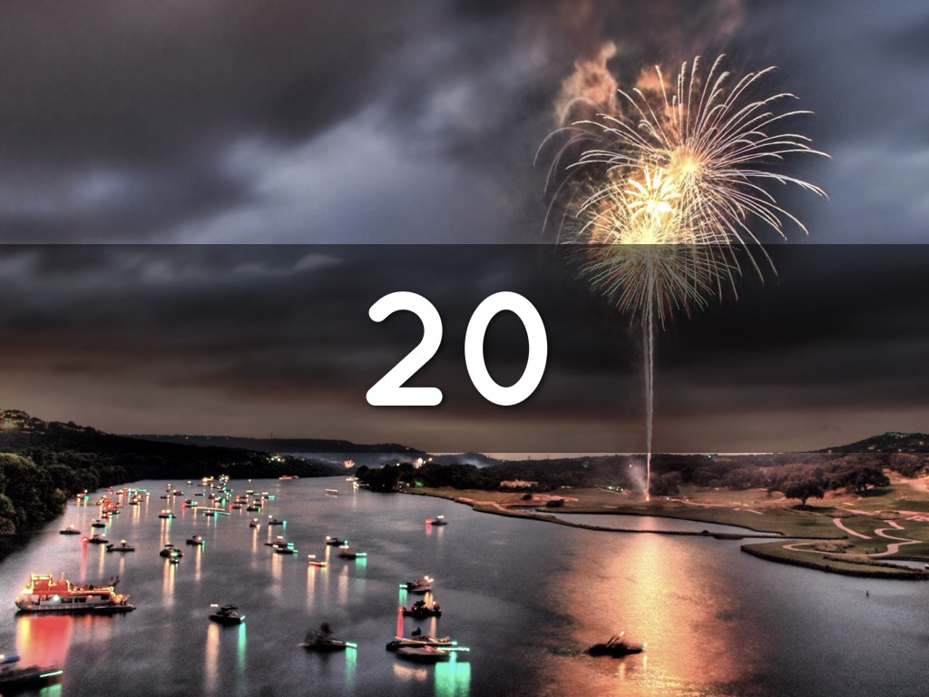 My Lucky Number 20 by Alyssa Munoz