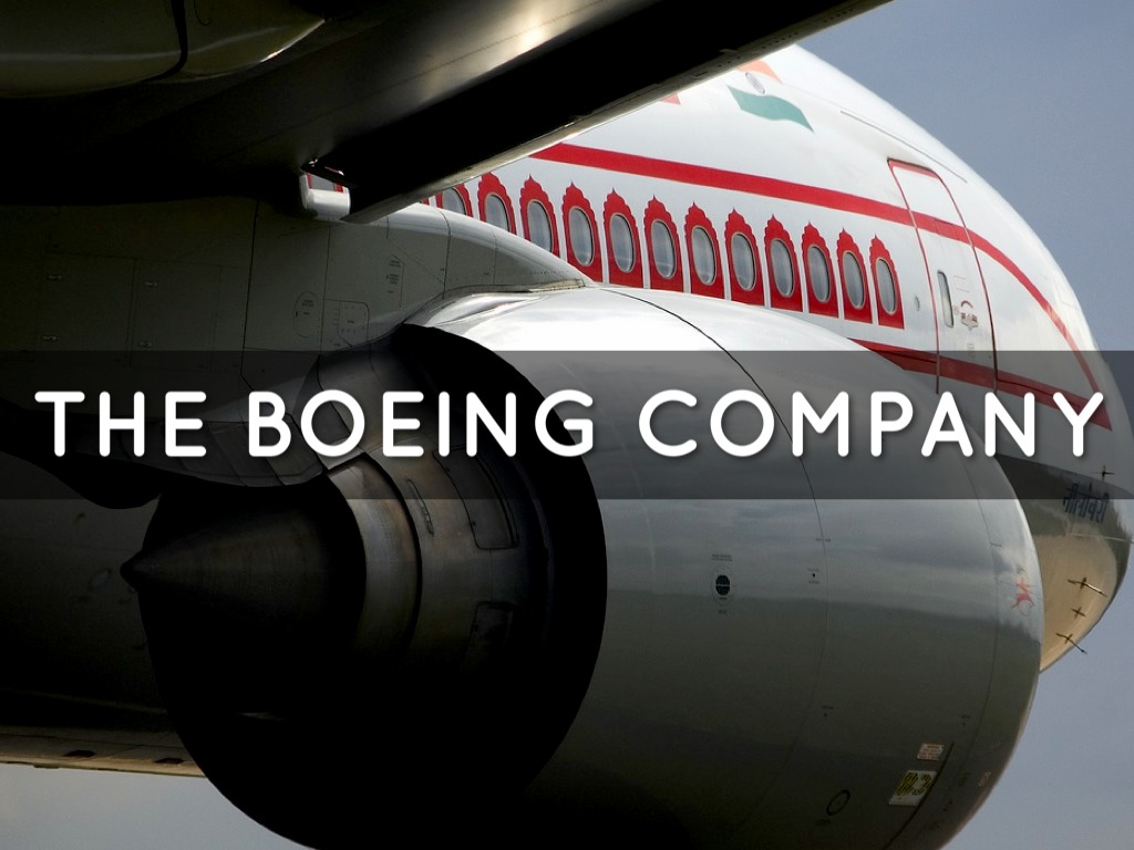 The Boeing Company By Albert Lua