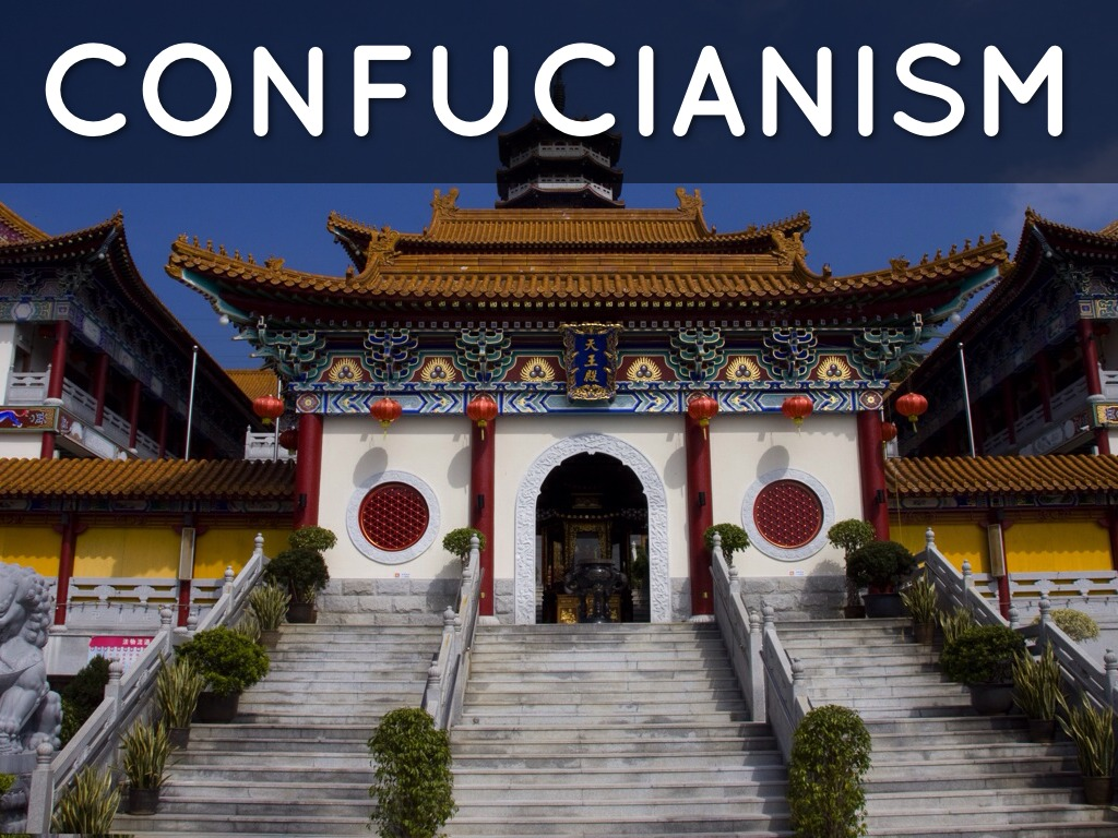 Confucianism by Cashmere Schuster