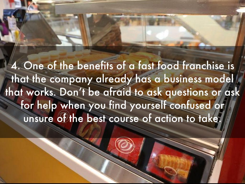 7 Tips for Making a Good Fast Food Franchise Even