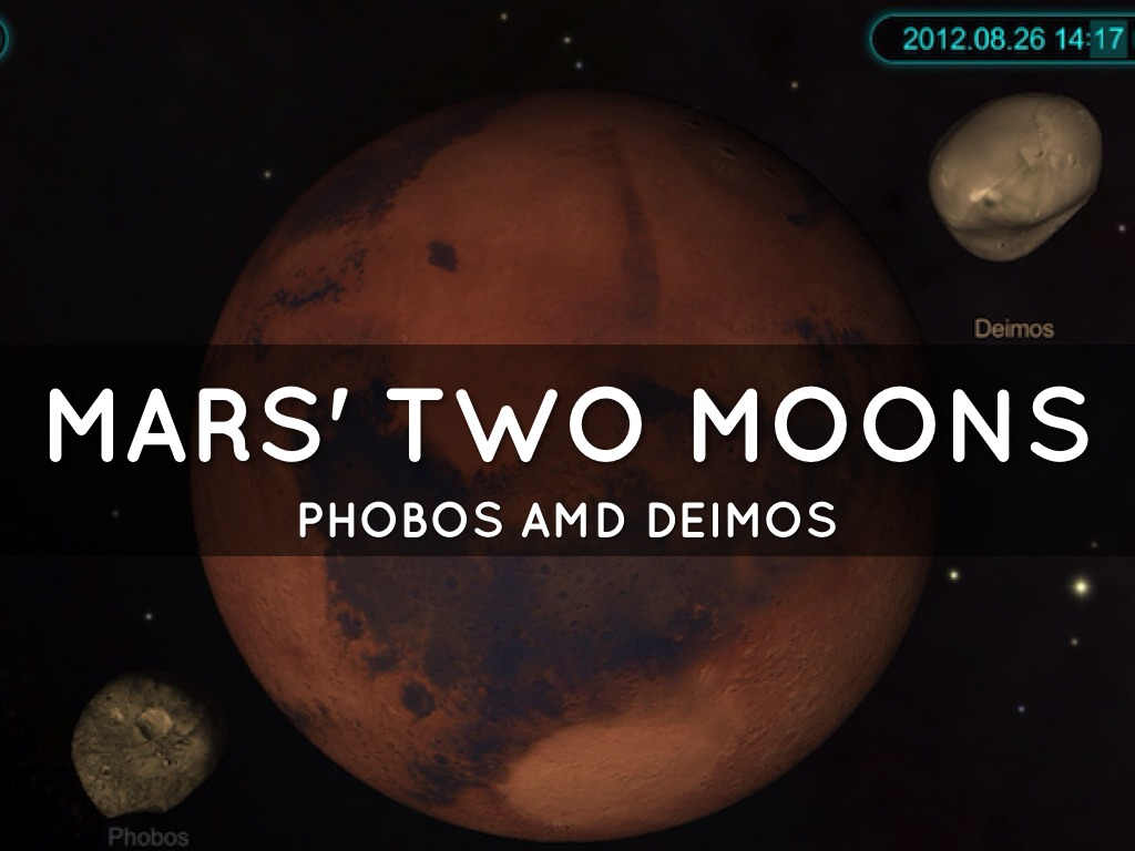 the mars moons color - photo #15