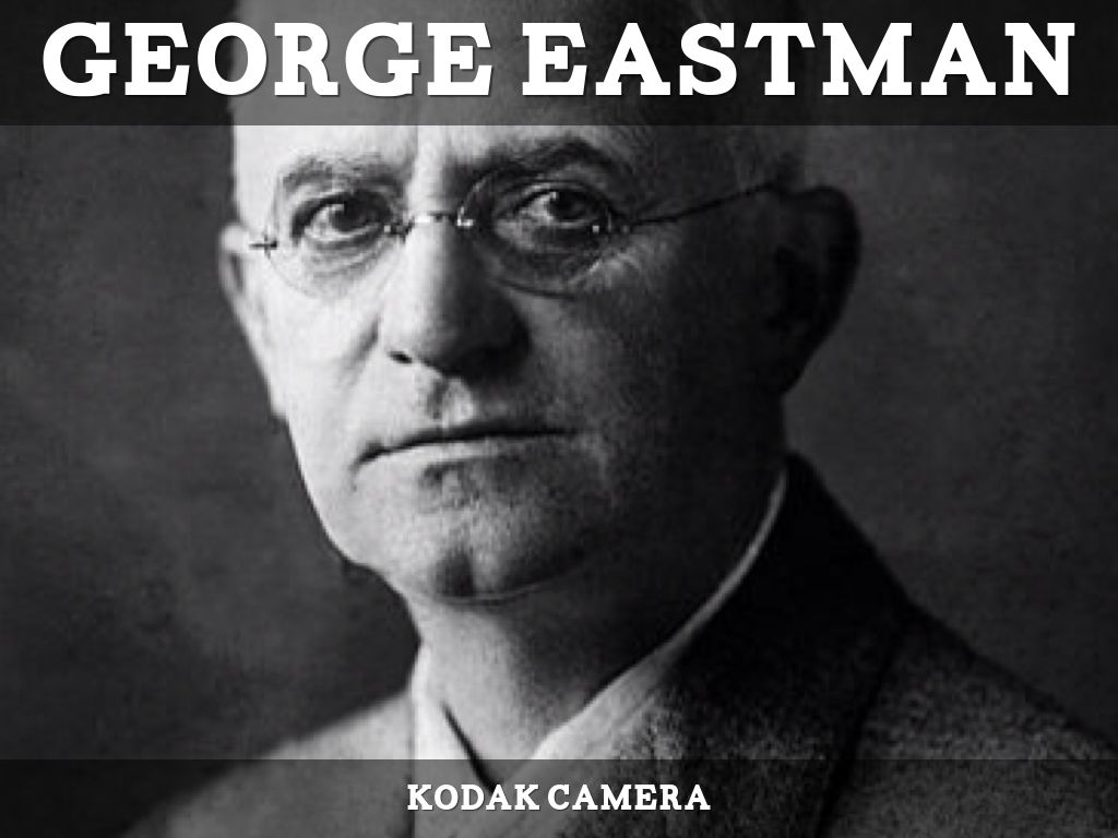 george eastman's most important contribution to The 1870s brought an important change to eastman perhaps the most remarkable thing about george eastman was his will the many other contributions made by.