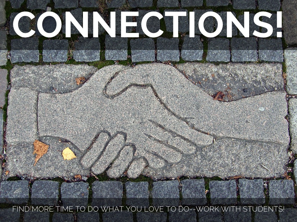 Connections!