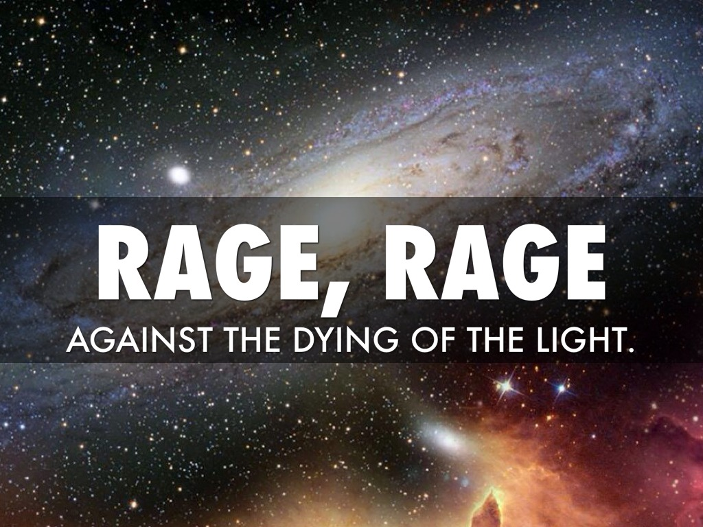 rage against the dying of the light tiffany lien - HD1024×768