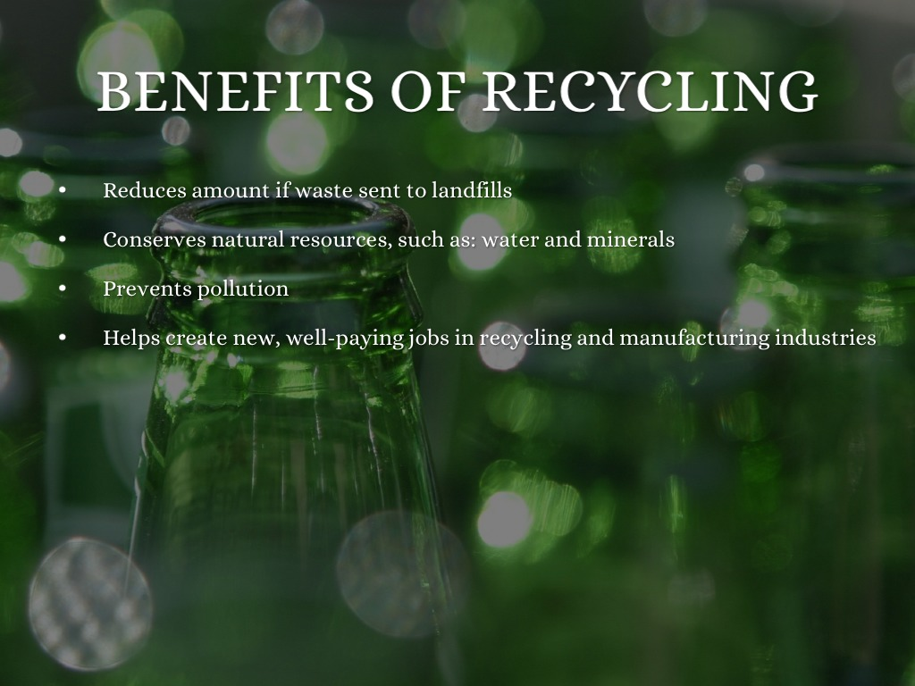 benefits of recycling water Re-using water does not diminish our quality of life, however it can provide benefits on many levels two major benefits of greywater use are: reducing the need for fresh water.