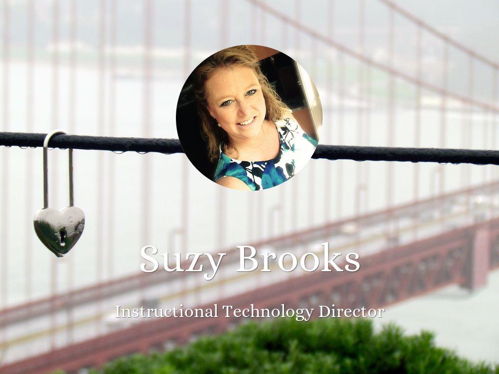 Suzy Brooks