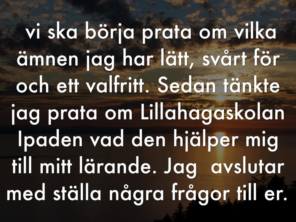Utveklingssamtal By Jesper Ahrén