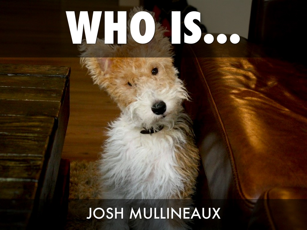 Who Is... Josh Mullineaux