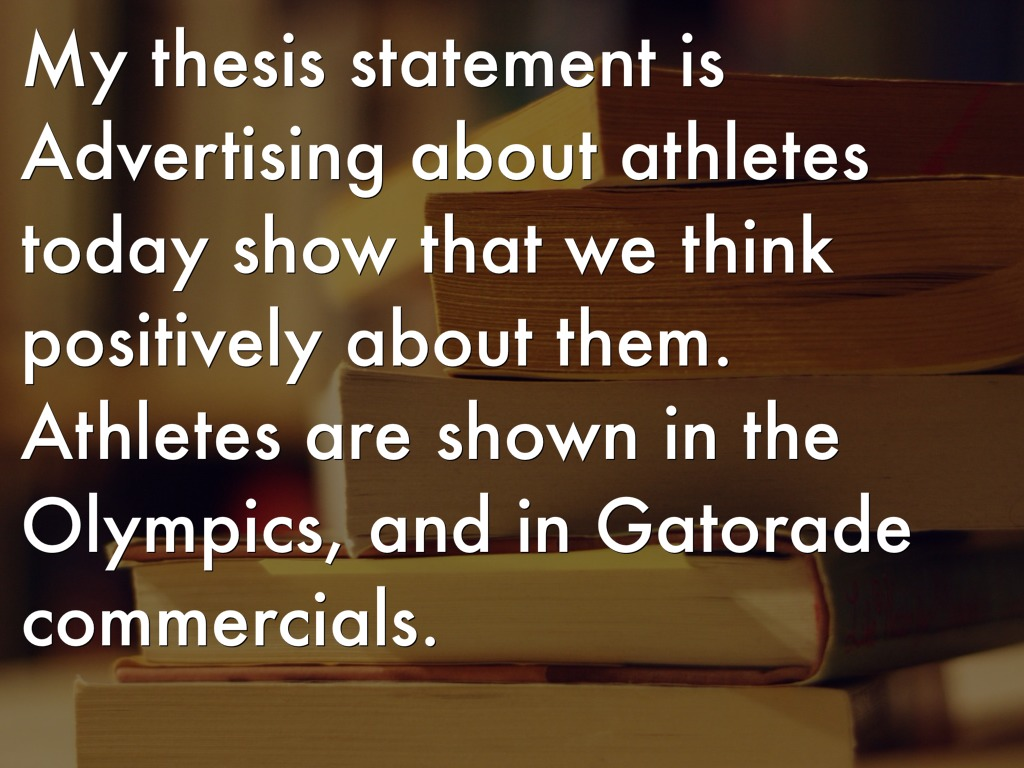 thesis statement for advertisements research graphic organizer write your thesis statement about the effectiveness of advertising in the space provided below include previous sections into this document before submitting this research graphic organizer.