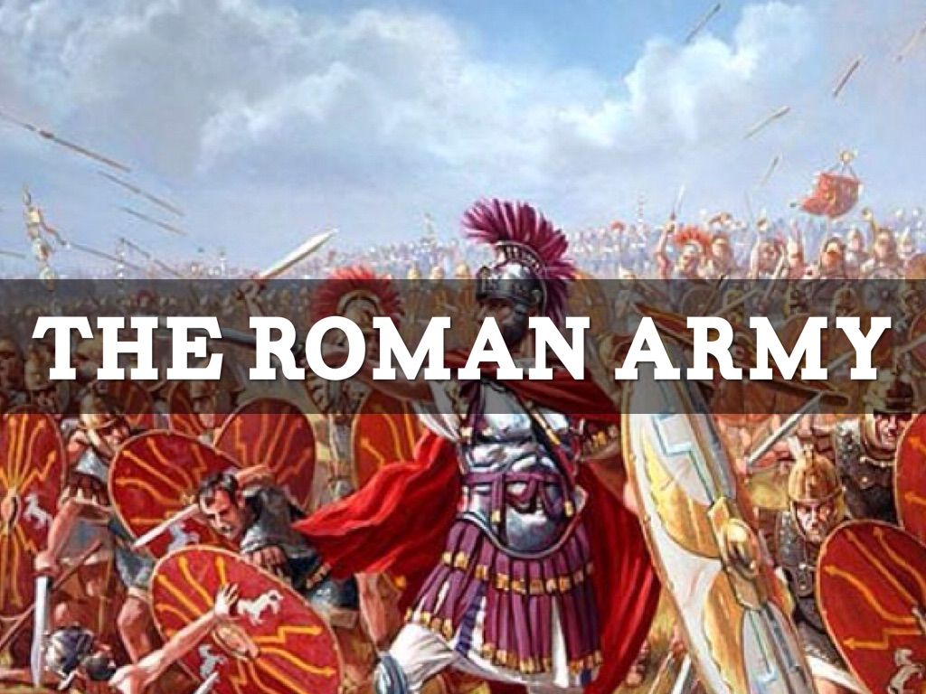 roman army The roman army evolved from a small citizen yeoman force into a tool of international diplomacy, the mercenary blade in the hands of rival warlords, and finally a provincial police force that occasionally asserted itself in political events it is often called the first professional army, but the.