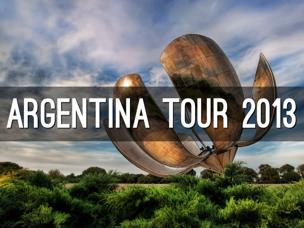 Argentina Tour 2013
