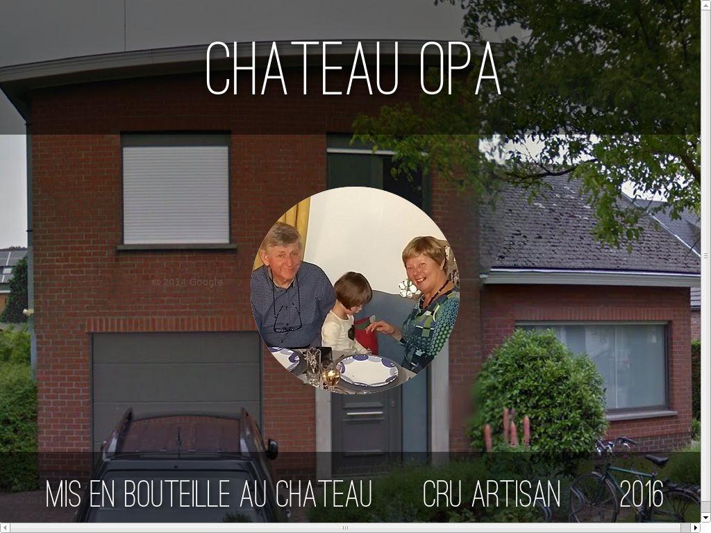 Chateau Opa