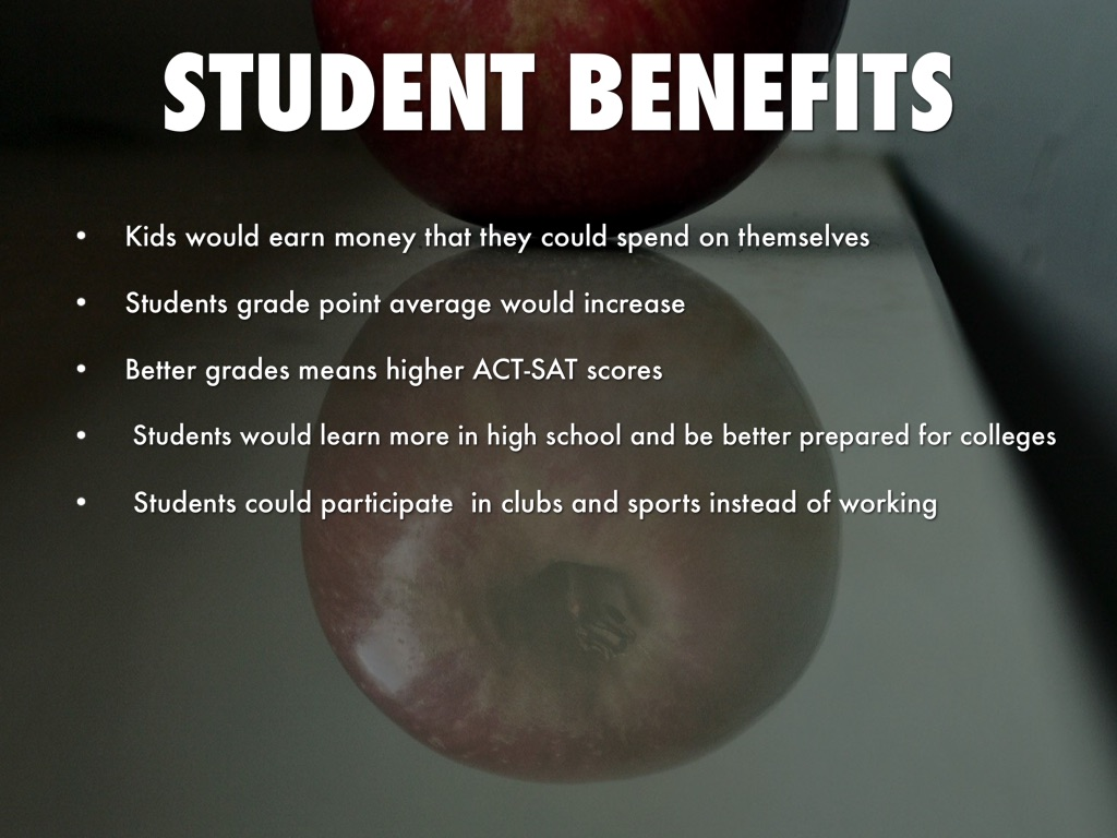 student athletes and good grades While the students thought this was great, this is clearly not a good way to take advantage of the study halls and free periods that can greatly aid student athletes in balancing school work and sports activities.