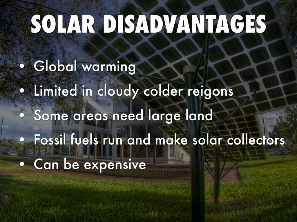 advantage and disadvantage of global warming