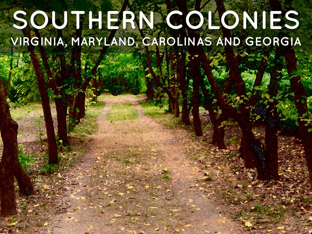 southern colonies by epf2000