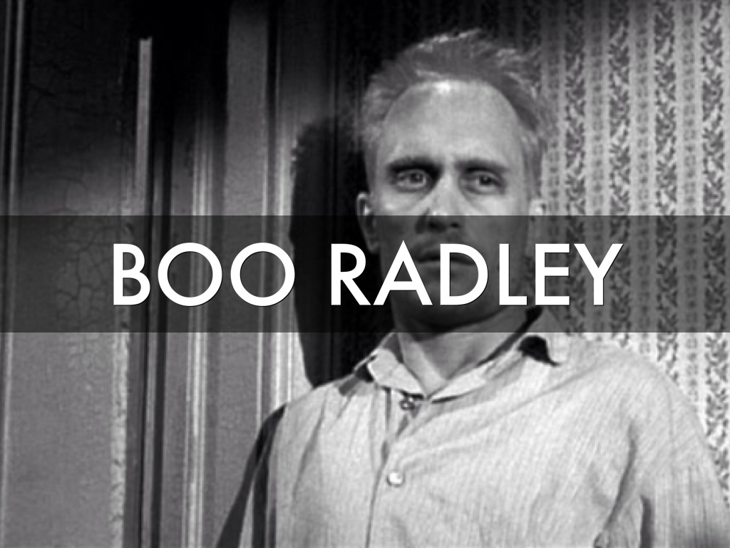 boo radley a vital part of Who could forget about the strange, mysterious character in an old house boo radley, the man of the strangest ways but the purest at heart, keeping to his house as the community batters.