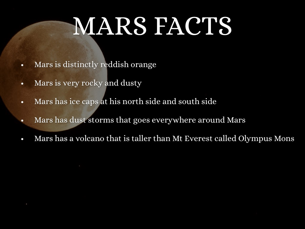 mars rover quickfacts - photo #27