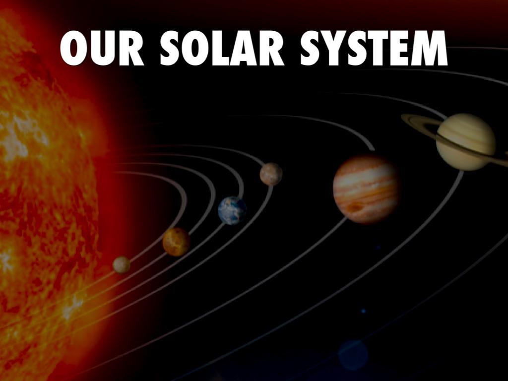 solar system ppt - photo #3