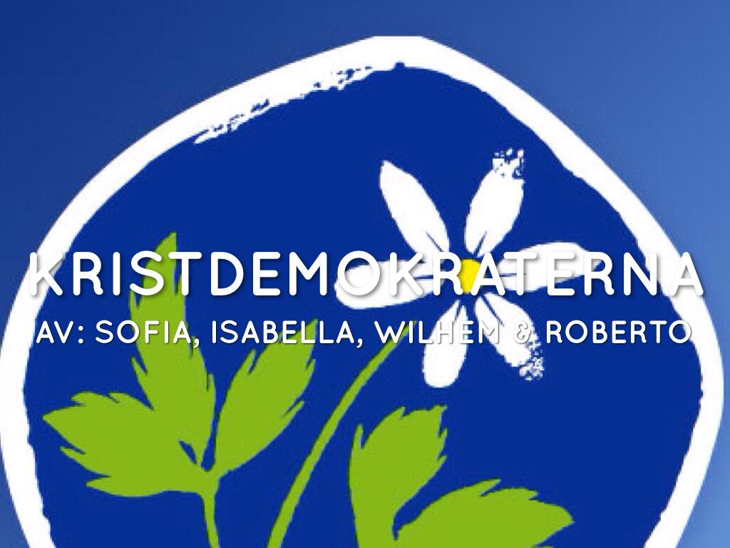 Kristdemokraterna