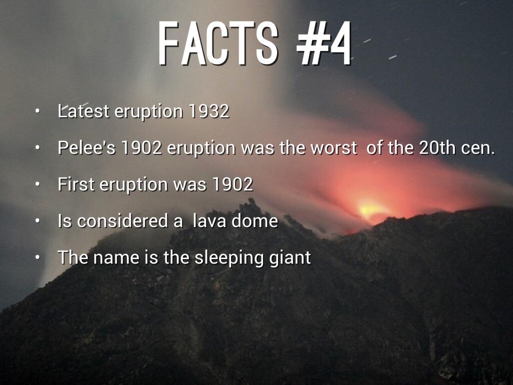 Mt. Pelee by Porter Gutierrez - photo#34