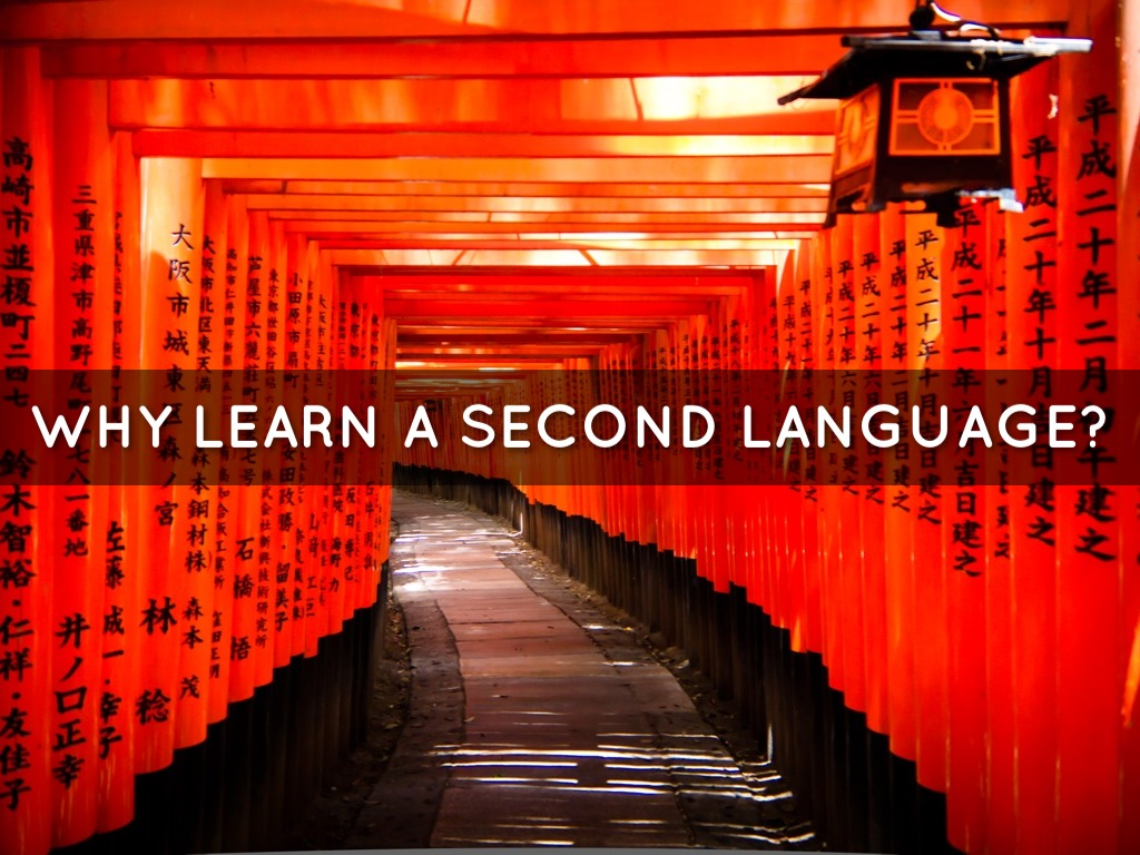 Why Learn A Second Language By Roxannedavey