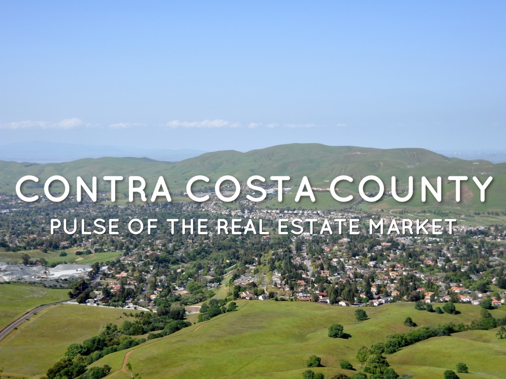 Contra Costa Pulse of the Market