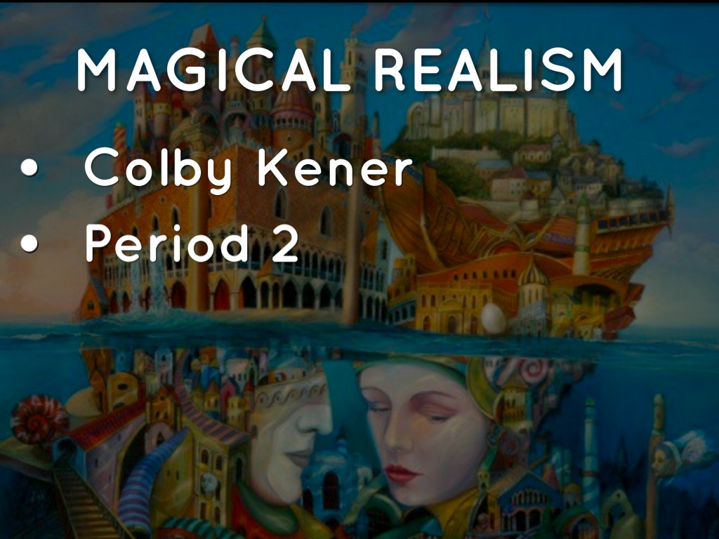 magical realism in thursdays child Magical realism in thursday's child magical realism centers on tin flute in thursday's child by soyna harnett magical realism is a literary genre where magical elements are a natural part to a rather realistic, dull setting.