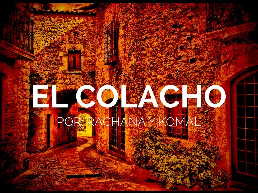 El Colacho