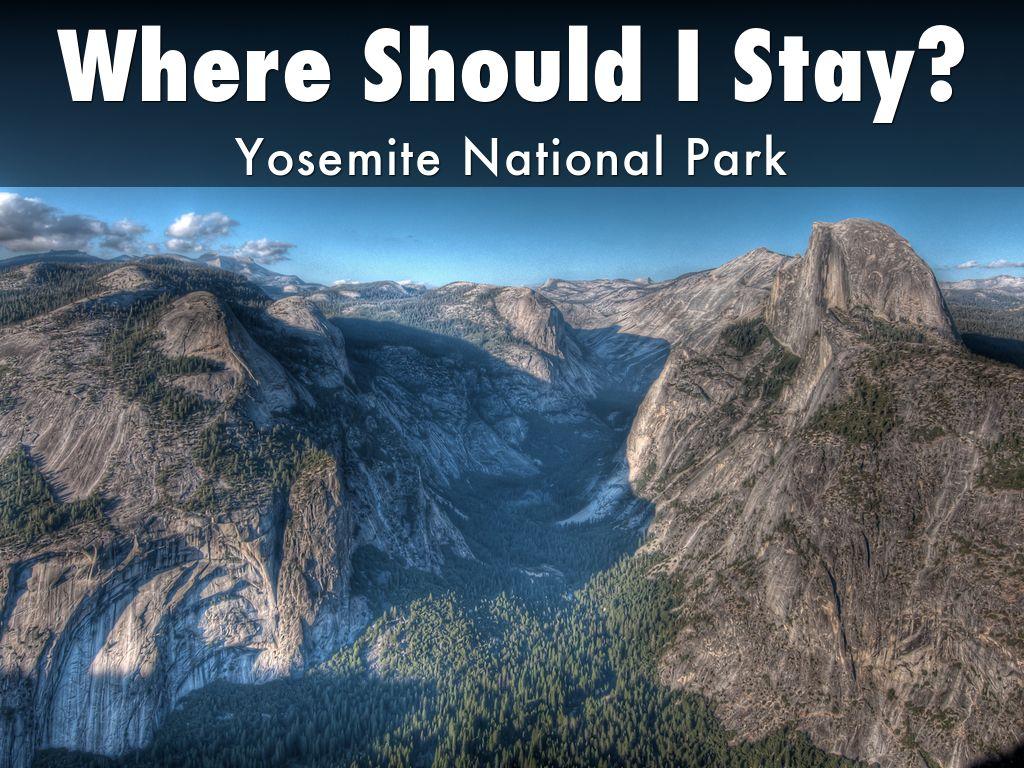 Where Should I Stay?