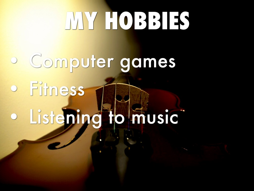 my hobby computer My hobbies and interests page i designed and created myself using my computer and corel if you want to take up magic or pantomime as a hobby or even become.