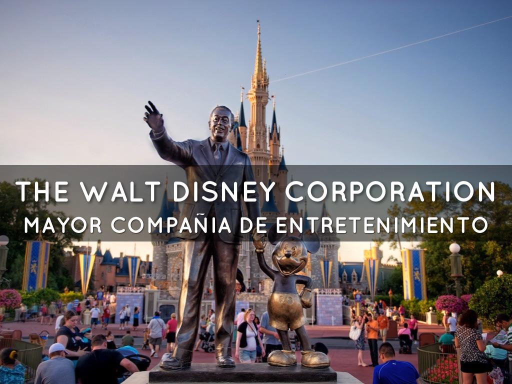 the walt disney corporation the entertainment Disney company, in full the walt disney company, formerly (1929–86) walt disney productions, american corporation that was the best-known purveyor of family entertainment in the 20th and 21st centuries.