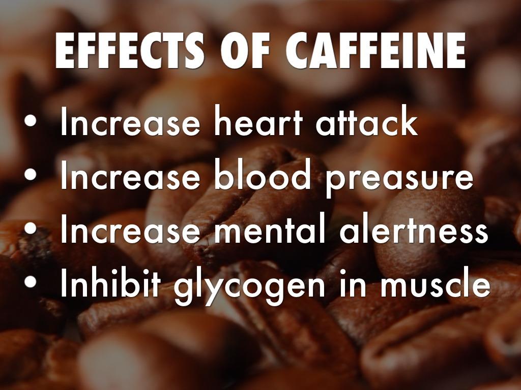 effects of caffeine