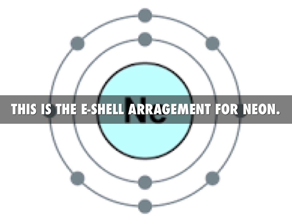 Neon element by bailey collingham this is the e shell arragement for neon buycottarizona Choice Image